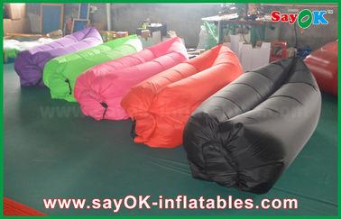 Κίνα καναπές τσαντών καναπέδων αέρα ύπνου παραλιών 260x70cm με τα προσαρμοσμένα χρώματα για την πώληση προμηθευτής