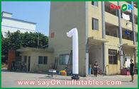 Κίνα Τελετής έναρξης διογκώσιμο λευκό χορού Inflatables χορευτών μακροχρόνιο εργοστάσιο