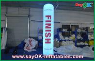 Κίνα Νάυλον υπαίθριες διογκώσιμες διακοσμήσεις υφασμάτων με τον ανεμιστήρα CE/UL επιχείρηση