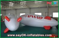 Κίνα 5m επιπλέον αεροπλάνο Zeppelin ηλίου μπαλονιών διαφήμισης διογκώσιμο για την προώθηση εργοστάσιο