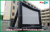 Κίνα Γίγαντας 10 μιλ. Χ 7 mH διογκώσιμο TV υφασμάτων προβολής CE/SGS οθόνης πιστοποιητικό εργοστάσιο