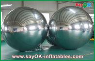 Κίνα Μεγάλο διογκώσιμο προσαρμοσμένο σφαίρα μέγεθος καθρεφτών PVC για τη διακόσμηση γεγονότος εργοστάσιο