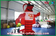 Κίνα Μεγάλος κόκκινος διογκώσιμος αστακός για τη διαφήμιση της διακόσμησης/του γιγαντιαίου τεχνητού προτύπου αστακών εργοστάσιο