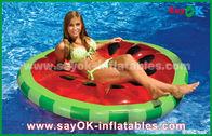 Κίνα Κίτρινα/κόκκινα/φρούτων φετών λιμνών παιχνίδια λιμνών επιπλεόντων σωμάτων ακατέργαστα διογκώσιμα για την κολύμβηση εργοστάσιο