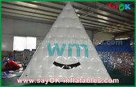 Κίνα Αδιάβροχο χτύπημα PVC - επάνω λογότυπο πυραμίδων που τυπώνει τα προωθητικά διογκώσιμα προϊόντα για το γεγονός εργοστάσιο