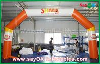 Κίνα PVC υφασμάτων της Οξφόρδης που ντύνει το διογκώσιμο CE αψίδων για τη διαφήμιση/προωθητικός εργοστάσιο