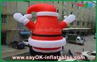 Κίνα Μεγάλος καλός υπαίθριος διογκώσιμος Άγιος Βασίλης για τη διακόσμηση Χριστουγέννων εργοστάσιο