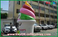 Κίνα Ο γίγαντας προσάρμοσε τα διογκώσιμα προϊόντα, διογκώσιμο παγωτό για τη διαφήμιση/την προώθηση/κόμμα εργοστάσιο