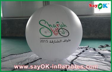 Προσαρμοσμένα γιγαντιαία PVC μπαλόνια διαφήμισης ηλίου διογκώσιμα για το Κόμμα