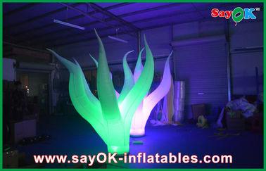 Οδηγημένη ανθεκτική διογκώσιμη διακόσμηση 3m φωτισμού ελκυστική στο πάτωμα