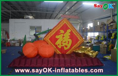 3m μέσο φεστιβάλ προωθητικό Inflatables προϊόντων συνήθειας διογκώσιμο