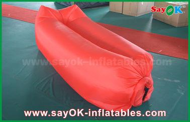 Διογκώσιμο να βρεθεί στρατοπέδευσης αερόσακων ύπνου παραλιών εύκολο στο άνοιγμα νάυλον υλικό τσαντών