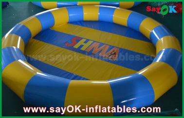 Προσαρμοσμένη αεροστεγής διογκώσιμη πισίνα PVC παιχνιδιών νερού για το παιχνίδι παιδιών