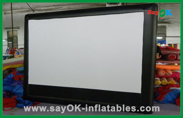 Διογκώσιμη κινηματογράφων οθόνη κινηματογράφων οθόνης εμπορική διογκώσιμη της μεγάλης οθόνης