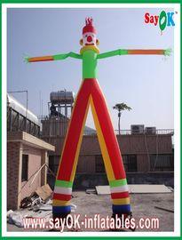 Γη-φιλικός διογκώσιμος χορευτής αέρα, αέρας-ανθεκτικό διογκώσιμο κυματίζοντας άτομο
